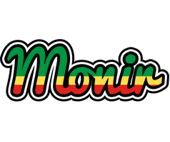 Monir african logo