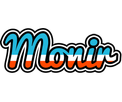 Monir america logo
