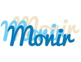 Monir breeze logo