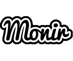 Monir chess logo