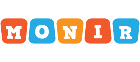Monir comics logo