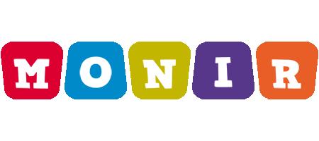 Monir daycare logo