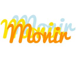 Monir energy logo