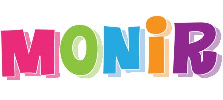 Monir friday logo