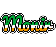 Monir ireland logo