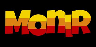 Monir jungle logo