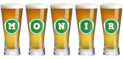 Monir lager logo