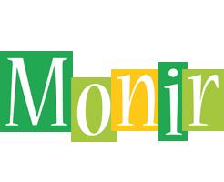 Monir lemonade logo