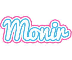 Monir outdoors logo