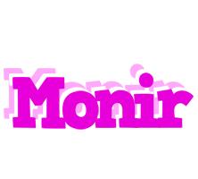 Monir rumba logo