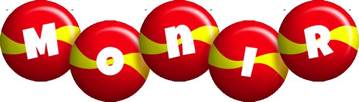 Monir spain logo