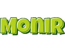 Monir summer logo