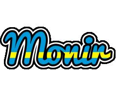 Monir sweden logo