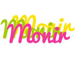 Monir sweets logo