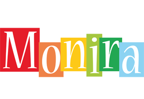 Monira colors logo