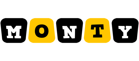 Monty boots logo