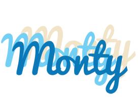 Monty breeze logo