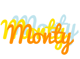 Monty energy logo