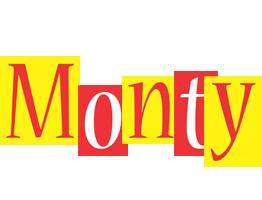 Monty errors logo