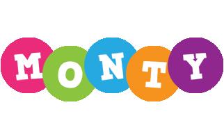 Monty friends logo