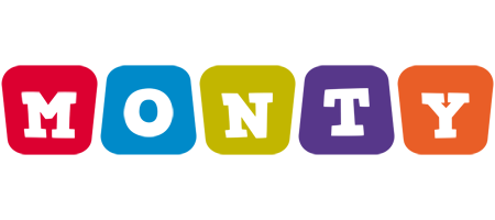 Monty kiddo logo