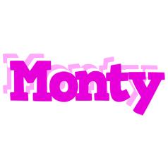Monty rumba logo