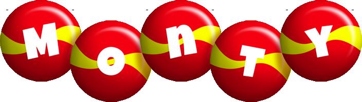 Monty spain logo