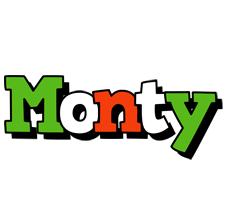 Monty venezia logo