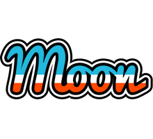 Moon america logo