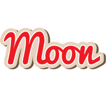 Moon chocolate logo