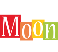Moon colors logo