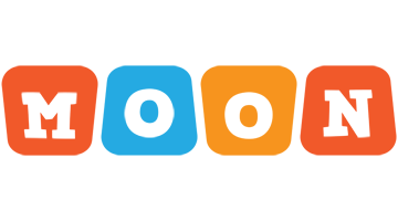 Moon comics logo