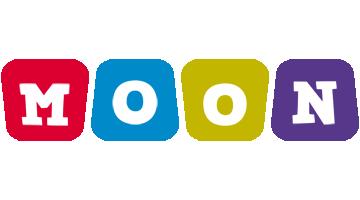 Moon daycare logo