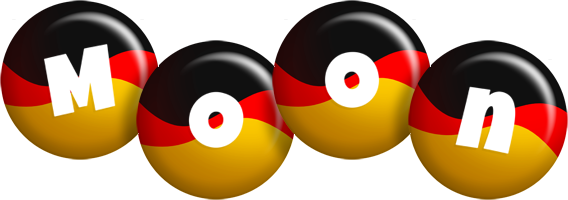 Moon german logo