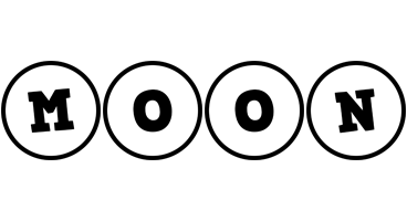 Moon handy logo