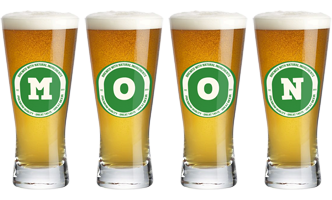 Moon lager logo