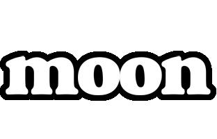 Moon panda logo
