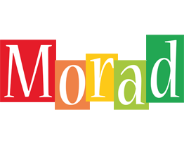 Morad colors logo