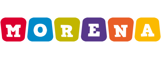Morena kiddo logo
