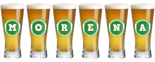 Morena lager logo