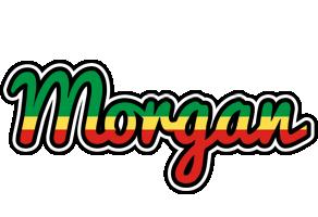 Morgan african logo