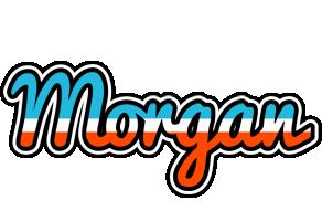 Morgan america logo