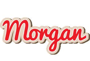 Morgan chocolate logo