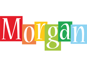 Morgan colors logo