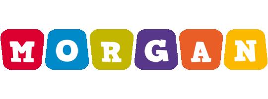 Morgan daycare logo
