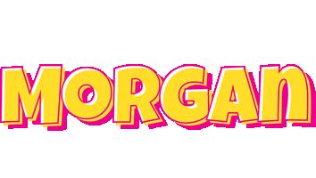 Morgan kaboom logo