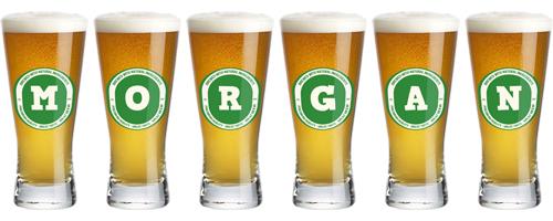 Morgan lager logo