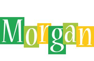 Morgan lemonade logo