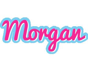 Morgan popstar logo