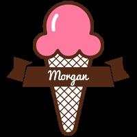 Morgan premium logo